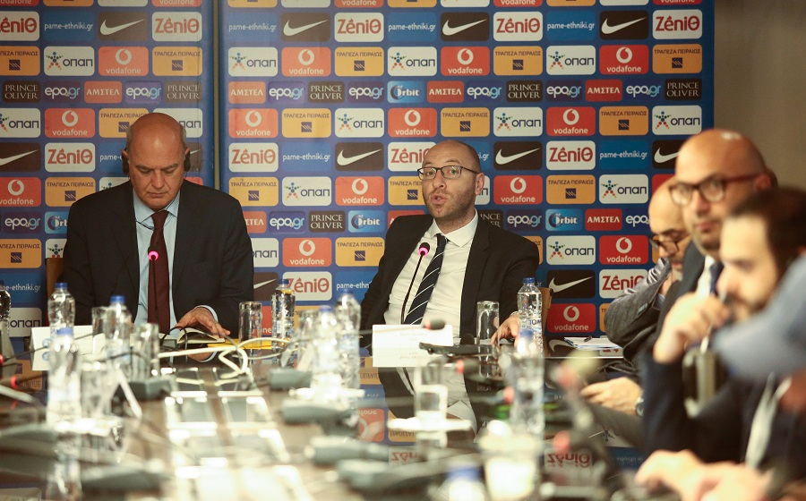 Παραμένει ο Περέιρα στην ΚΕΔ, ξένοι διαιτητές και τη νέα σεζόν