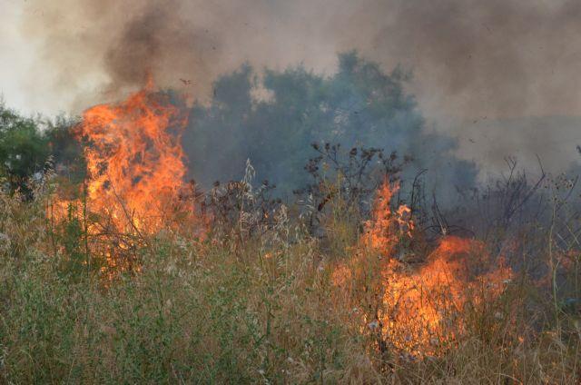 Πολύ υψηλός κίνδυνος πυρκαγιάς σήμερα – Σε ποιες περιοχές
