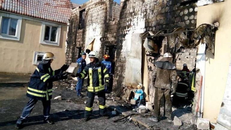 Ουκρανία: Έξι νεκροί σε πυρκαγιά που ξέσπασε σε ψυχιατρική κλινική