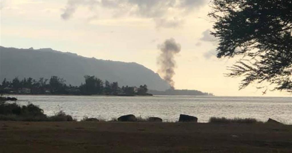 Συντριβή αεροπλάνου στη Χαβάη – Εννιά νεκροί