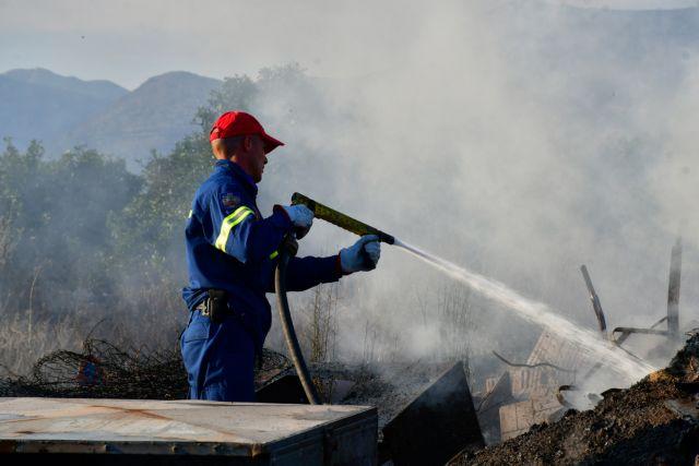 Πολιτική Προστασία: Υψηλός κίνδυνος πυρκαγιάς σήμερα