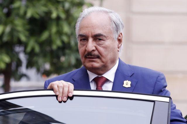 Λιβύη : Πόλεμο… στην Τουρκία κήρυξε ο στρατάρχης Χαλίφα Χάφταρ | in.gr
