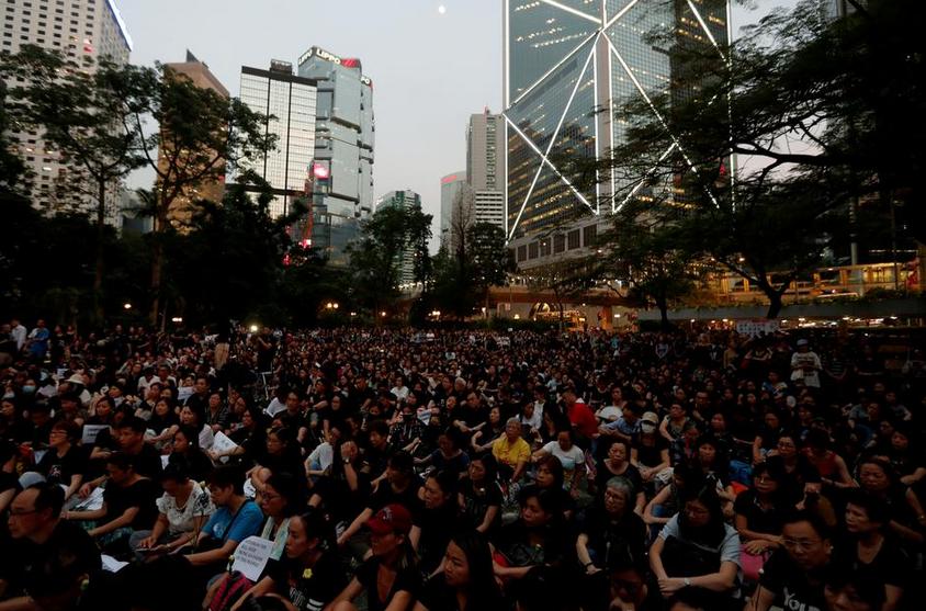 Χονγκ Κονγκ: Πιθανή η αναστολή του επίμαχου νομοσχεδίου για την έκδοση υπόπτων στην ηπειρωτική Κίνα