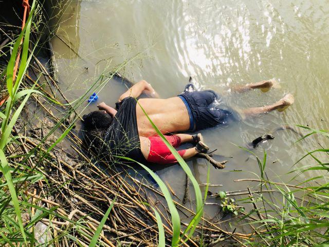 «Ήθελαν να ζήσουν το American dream»: Η τραγική ιστορία πίσω από την εικόνα που συγκλονίζει την υφήλιο! (Φωτό–Βίντεο)