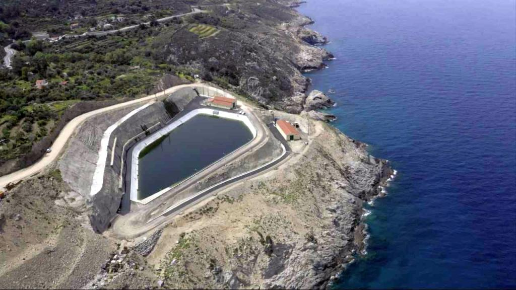 Εγκαίνια Υβριδικού Ενεργειακού Έργου Ικαρίας ΝΑΕΡΑΣ | in.gr