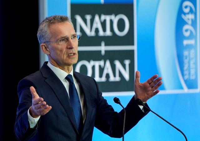 Στόλτενμπεργκ: Η Βόρεια Μακεδονία να γίνει μέλος του ΝΑΤΟ πριν το τέλος του έτους