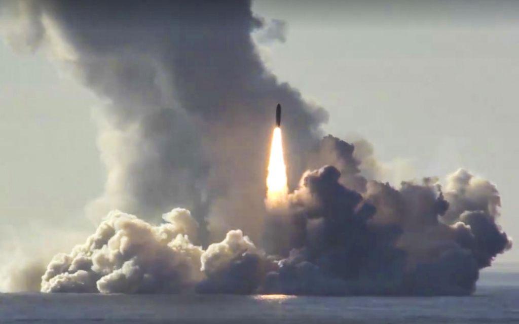 Παγκόσμιος εφιάλτης : Σε υψηλή ετοιμότητα 2.000 πυρηνικές κεφαλές
