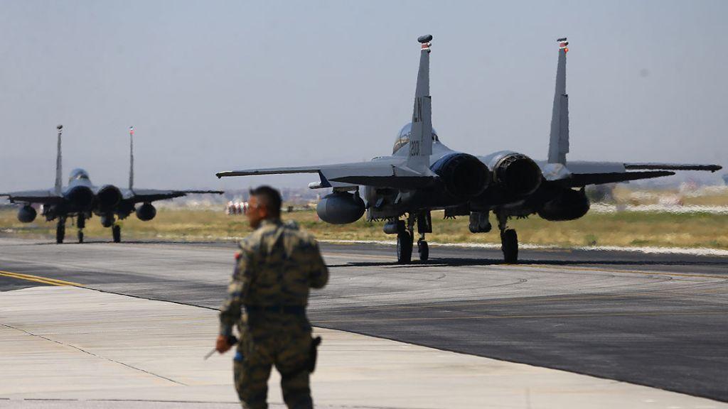 ΗΠΑ και ΝΑΤΟ σε μεγάλη πολυεθνική άσκηση στην Τουρκία