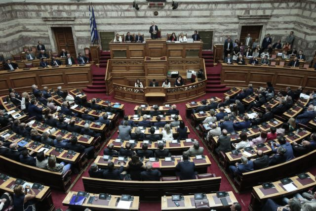 Οι νέοι αντιπρόεδροι της Βουλής – Πόσες ψήφους έλαβαν