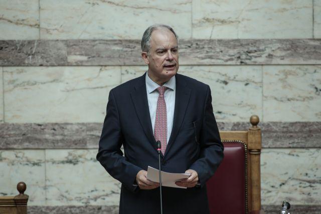 Με ιστορικό ρεκόρ ψήφων νέος πρόεδρος της Βουλής ο Κώστας Τασούλας | in.gr
