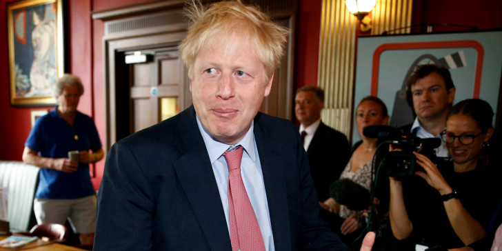 Μπόρις Τζόνσον, ο νέος πρωθυπουργός της Βρετανίας