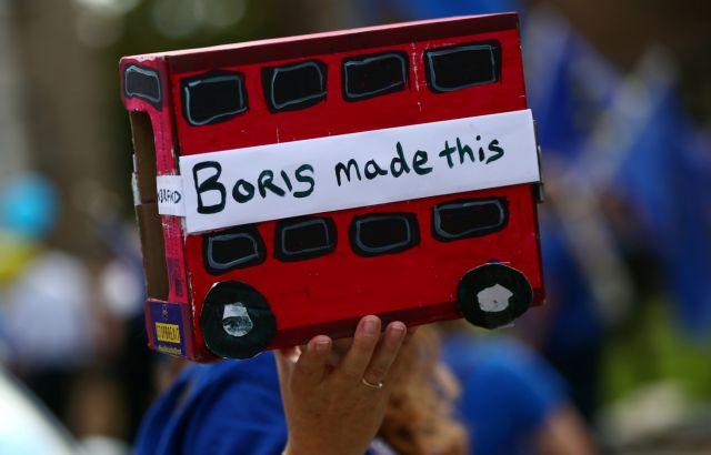Τα πρώτα μηνύματα της ΕΕ στον Μπόρις Τζόνσον: Η θέση μας για το Brexit είναι ξεκάθαρη