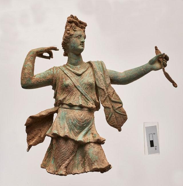 Αρτεμις και Απόλλων: Εντυπωσιακά μικρά γλυπτά ανακαλύφθηκαν στην αρχαία Απτέρα