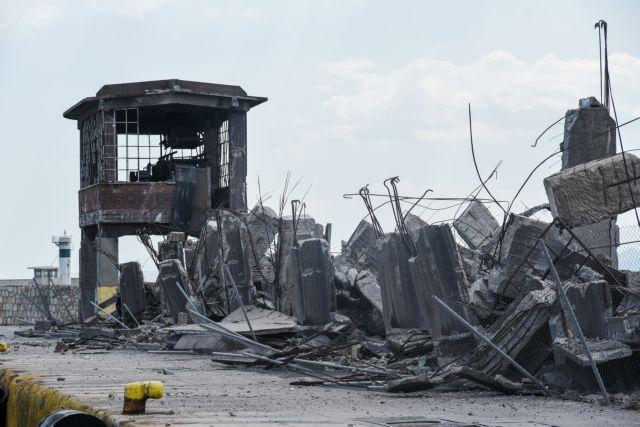 Σεισμός: Κατέρρευσε ταινιοδιάδρομος στη Δραπετσώνα – Έρευνες της ΕΜΑΚ