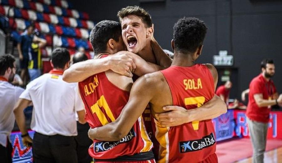 Eurobasket U20: Αυτά είναι τα ζευγάρια των ημιτελικών