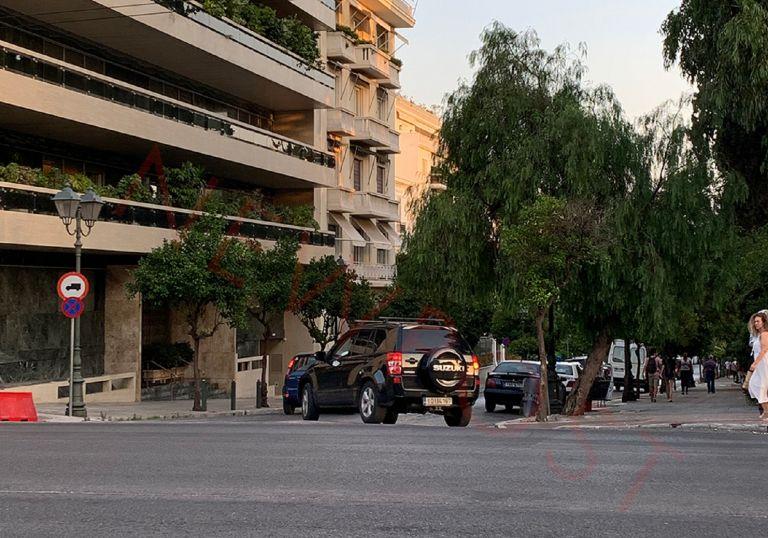 Μητσοτάκης: «Έδιωξε» τα ΜΑΤ από το Μαξίμου | in.gr