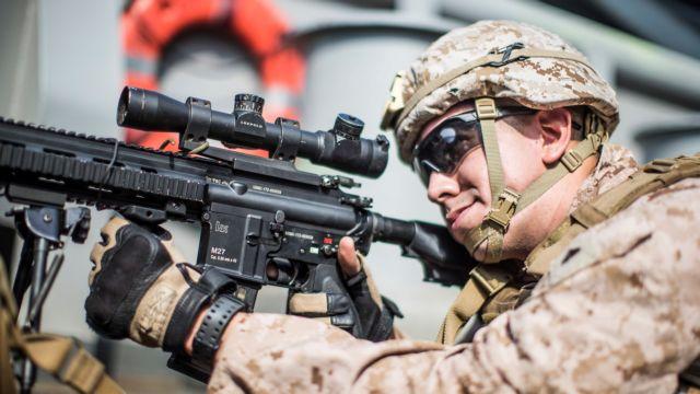 Στο κόκκινο η ένταση με Ιράν : Οι ΗΠΑ στέλνουν επιπλέον στρατό στη Σαουδική Αραβία | in.gr
