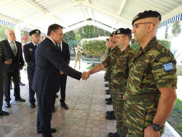 Παναγιωτόπουλος: Αποφασισμένοι να προασπίσουμε την εθνική μας ανεξαρτησία