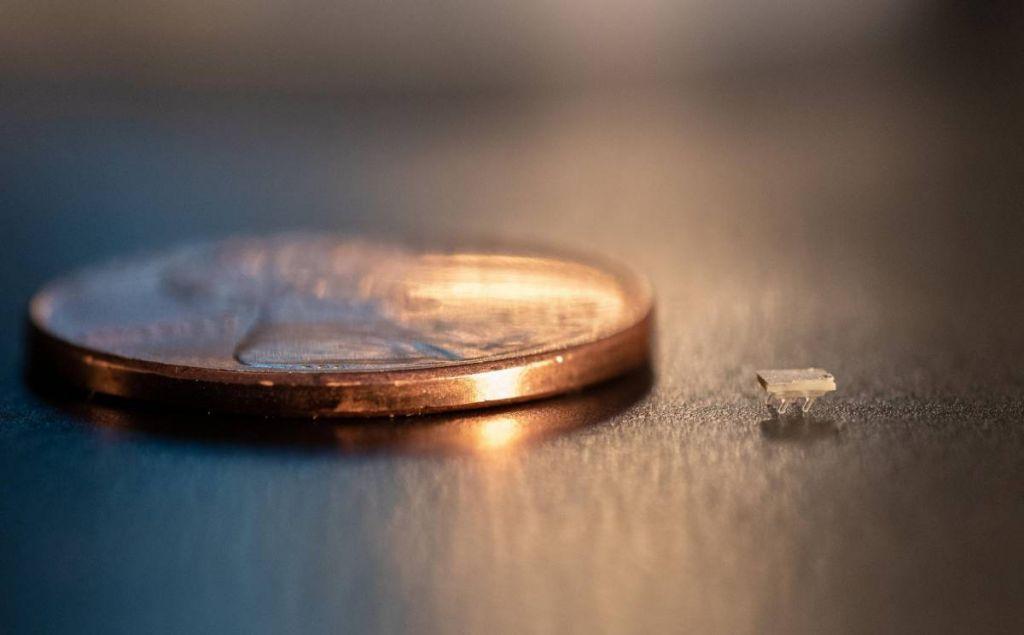 Κατασκεύασαν ρομπότ σε μέγεθος… μυρμηγκιού