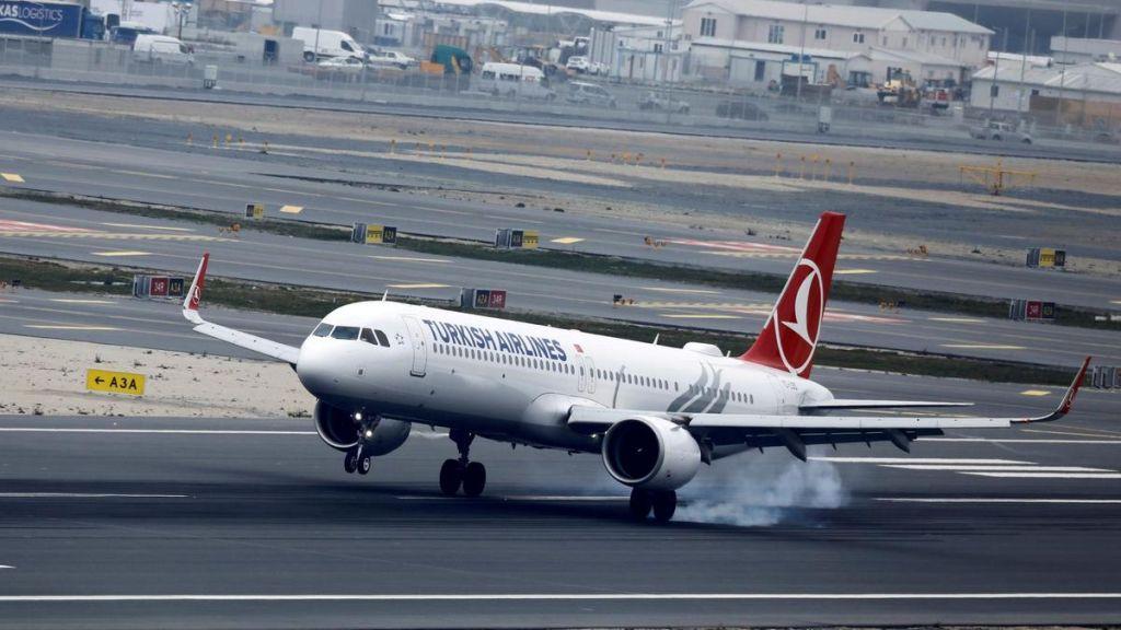 Κατεχόμενα : «Πειρατεία» με τουρκικό επιβατικό αεροσκάφος