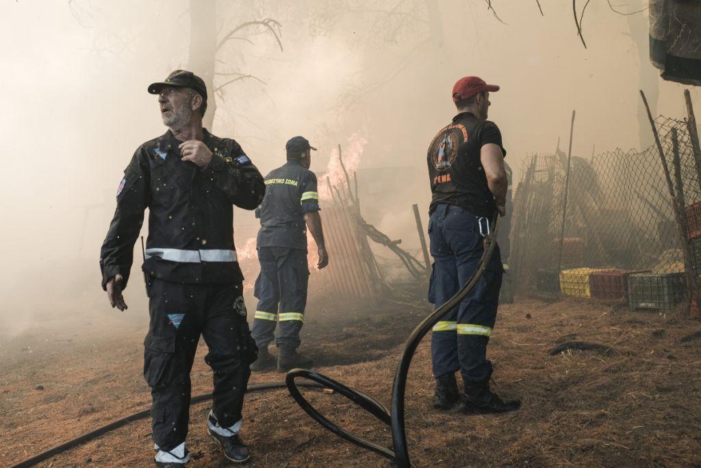 Φωτιά στην Εύβοια: Το σχέδιο που έσωσε ζωές και τέσσερα χωριά! (Βίντεο)