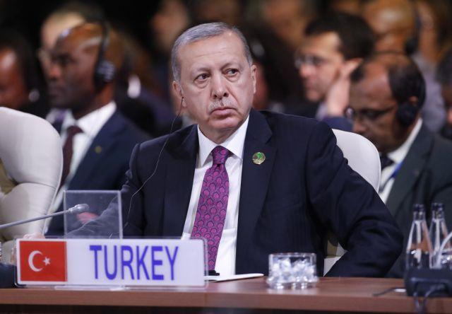 Τον… χαβά του ο Ερντογάν: Αγνοεί ΗΠΑ – ΕΕ και απειλεί εκ νέου Αθήνα και Λευκωσία | in.gr