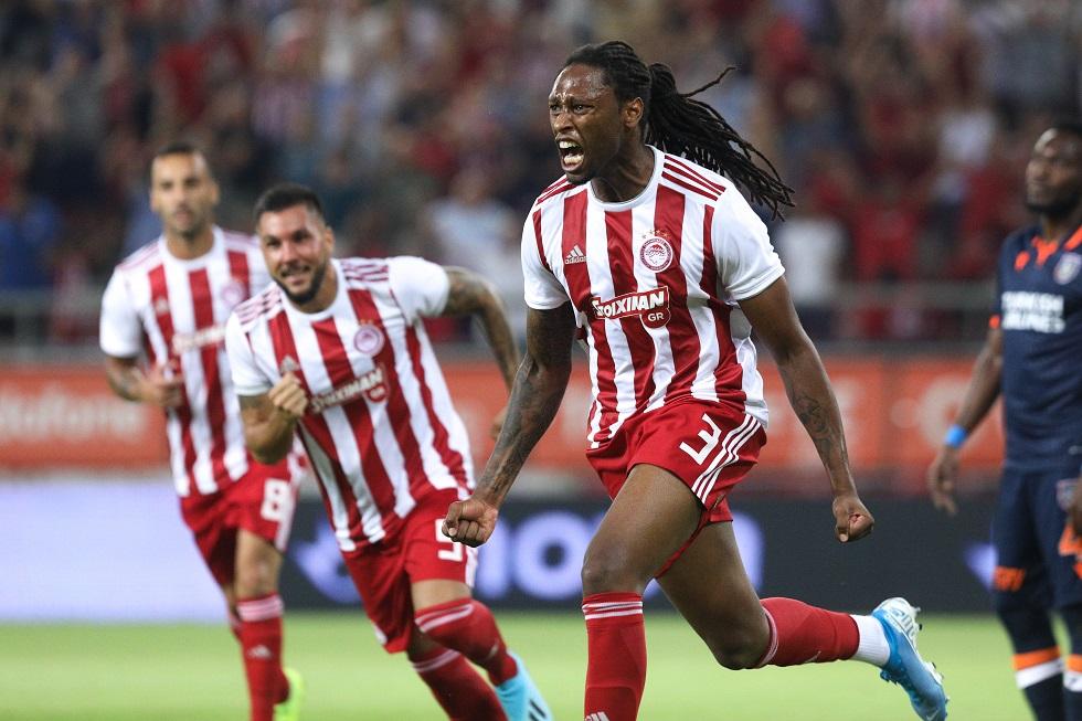Θρίαμβος στο φλεγόμενο «Καραϊσκάκης»: Ολυμπιακός – Μπασακσεχίρ 2-0 | in.gr