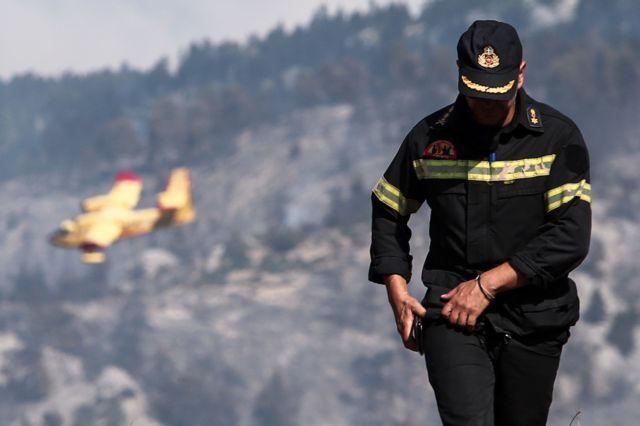 Νέες αποκαλύψεις για τον ύποπτο της μεγάλης φωτιάς που διέλυσε την Εύβοια