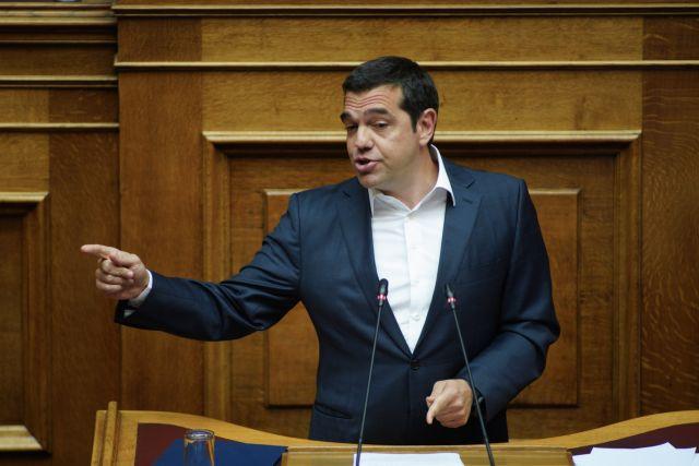 Ο Τσίπρας ξέχασε το κράτος – τσιφλίκι του ΣΥΡΙΖΑ και μας κουνά το δάκτυλο | in.gr