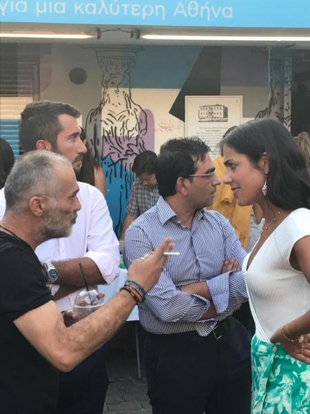Δόμνα Μηχαηλίδου: Αλληλεγγύη και αξιοπρέπεια στους ευάλωτους συμπολίτες μας