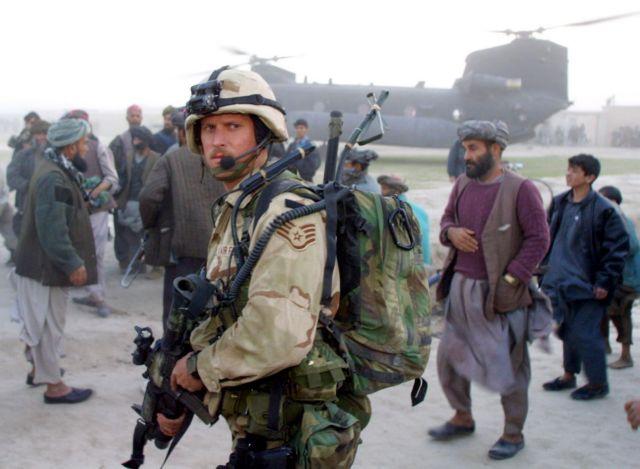 Επιμένει ο Τραμπ : Κάνουμε «πολύ καλές συζητήσεις» με τους Ταλιμπάν