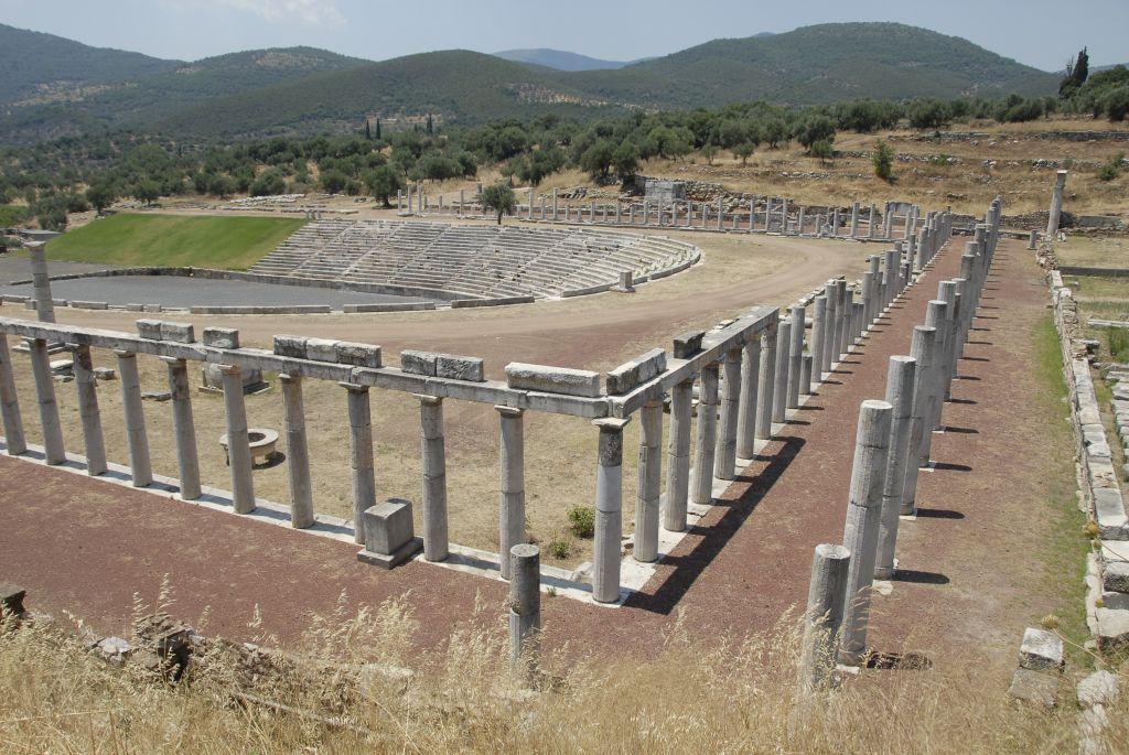 Αρχαία Μεσσήνη: Η πρωτεύουσα του μεσσηνιακού κράτους | in.gr