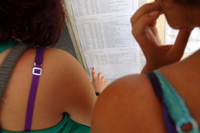 Βάσεις στα Πανεπιστήμια: Ανατροπές και εκπλήξεις στα «ρετιρέ» και τα… υπόγεια των ΑΕΙ   in.gr
