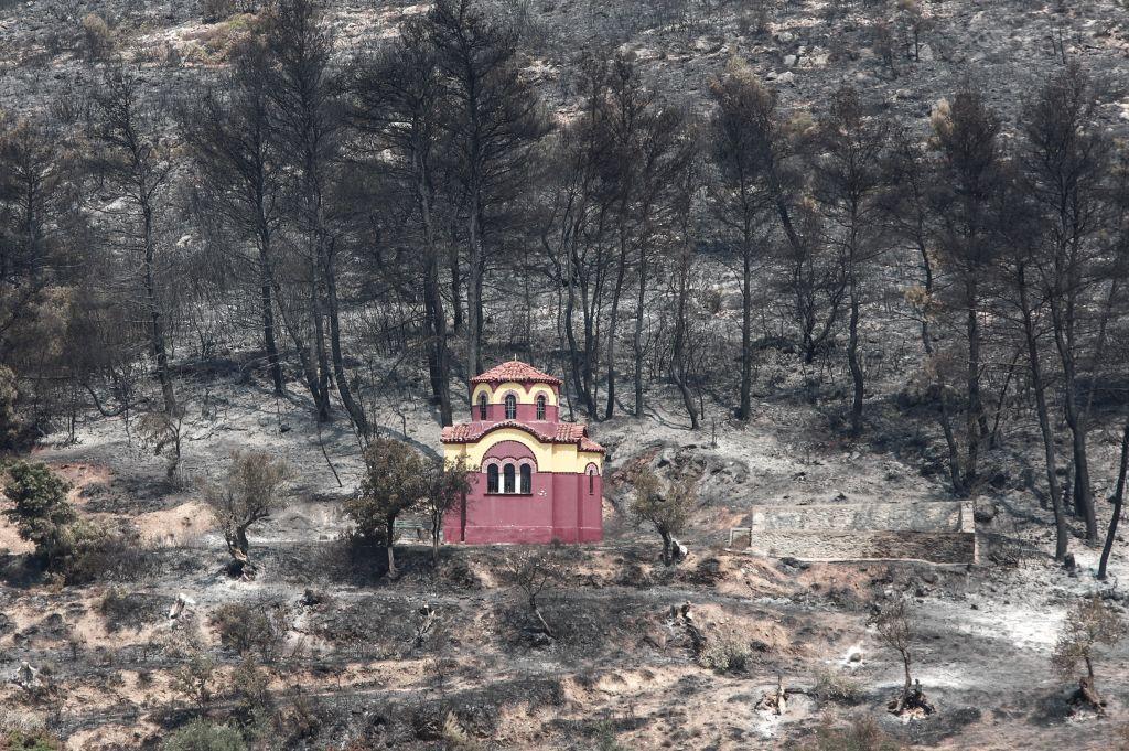 Εύβοια: Μάχη με τις φλόγες στη χαράδρα – Μεγάλη κινητοποίηση εναέριων μέσων πριν πέσει η νύχτα | in.gr