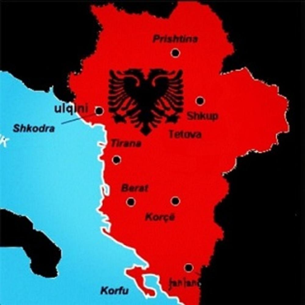 Σερβικό δημοσίευμα: Έτσι οικοδομείται η Μεγάλη Αλβανία και κανείς δεν αντιδρά!