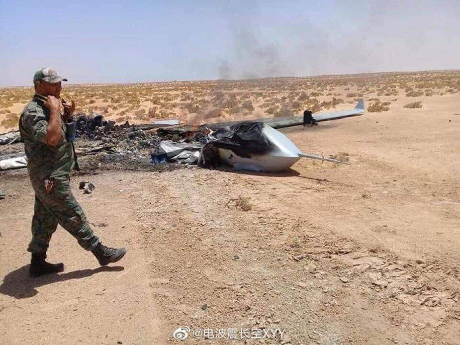 Η Τουρκία κατέρριψε, με δικό της όπλο λέιζερ, ένα κινεζικό drone στην Λιβύη! Τι σηματοδοτεί αυτή η εξέλιξη; (Εικόνες - Βίντεο)