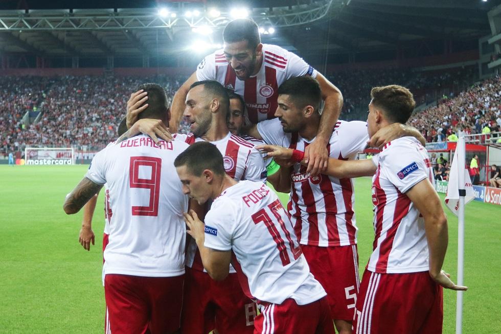 Ο Ολυμπιακός «κατάπιε» την Κράσνονταρ (4–0)και εκτοξεύεται προς τους ομίλους του Champions League! (Βίντεο)