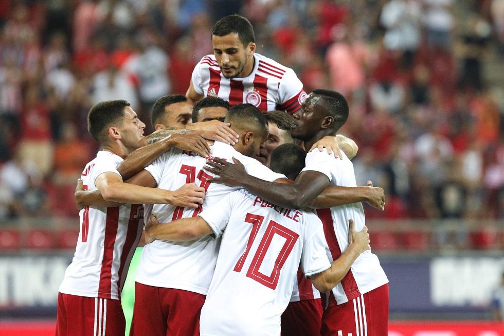 Αποστολή εξετελέσθη για τον Ολυμπιακό, 1–0 τον Αστέρα Τρίπολης!