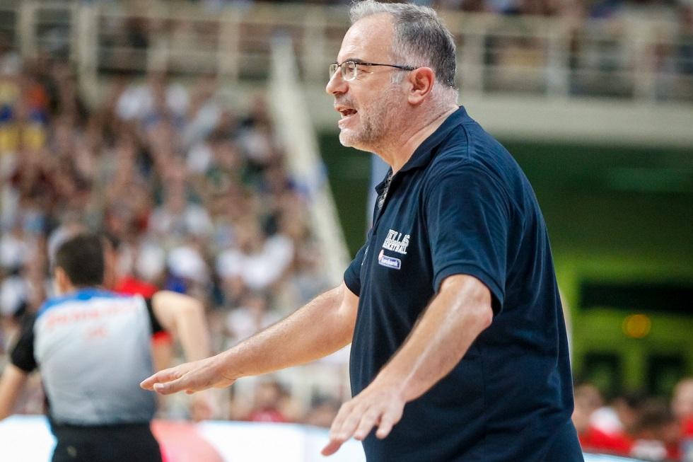 Σκουρτόπουλος: «Το πρόβλημα είναι στην ισορροπία σε άμυνα και επίθεση»