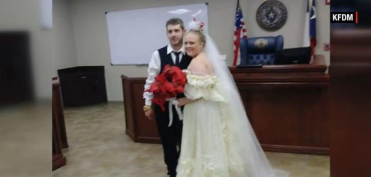 Ασύλληπτη τραγωδία στο Τέξας: Σκοτώθηκαν λίγα λεπτά μετά τον γάμο τους!