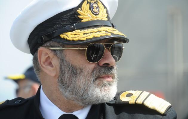 Ναύαρχος Χρηστίδης: Αυτό είναι το ισχυρότερο όπλο του Πολεμικού μας Ναυτικού!