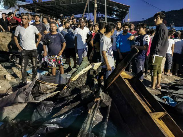 Μόρια : Την τραγωδία στη δομή για τους πρόσφυγες σχολιάζει ο διεθνής Τύπος