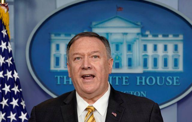 Πομπέο: «Πράξεις πολέμου» οι επιθέσεις στη Σ. Αραβία