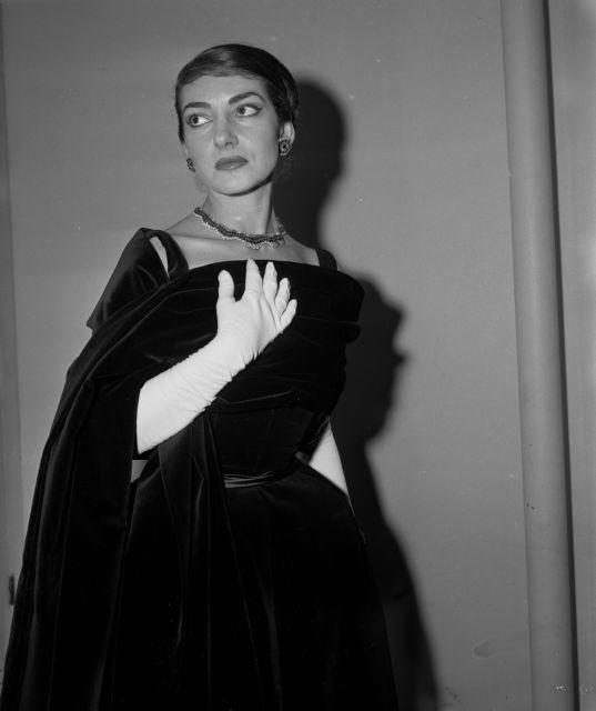 «Μαρία Κάλλας» - μία εύθραυστη ντίβα