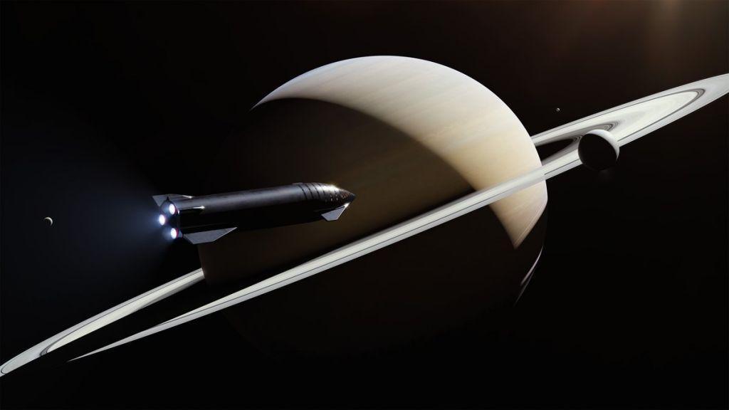 Έλον Μασκ : Θα κατοικήσουμε σε άλλους κόσμους με το διαστημόπλοιό μας