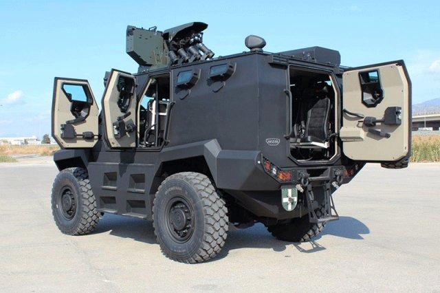 Τουρκία: Αυτό είναι το στρατιωτικό όχημα του Ερντογάν που έχει γίνει ανάρπαστο! (Βίντεο)