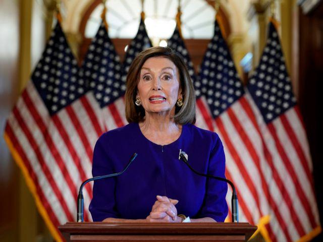 Νάνσι Πελόζι : Ποια είναι η σκληρή «διώκτρια» του Ντόναλντ Τραμπ | in.gr