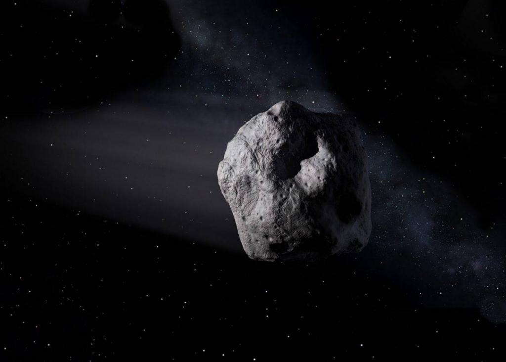 Προειδοποίηση της NASA: Πλησιάζουν τη Γη δύο αστεροειδείς | in.gr