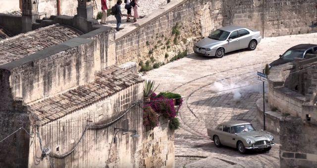 James Bond : Εντυπωσιακά πλάνα από τα γυρίσματα στην Ιταλία