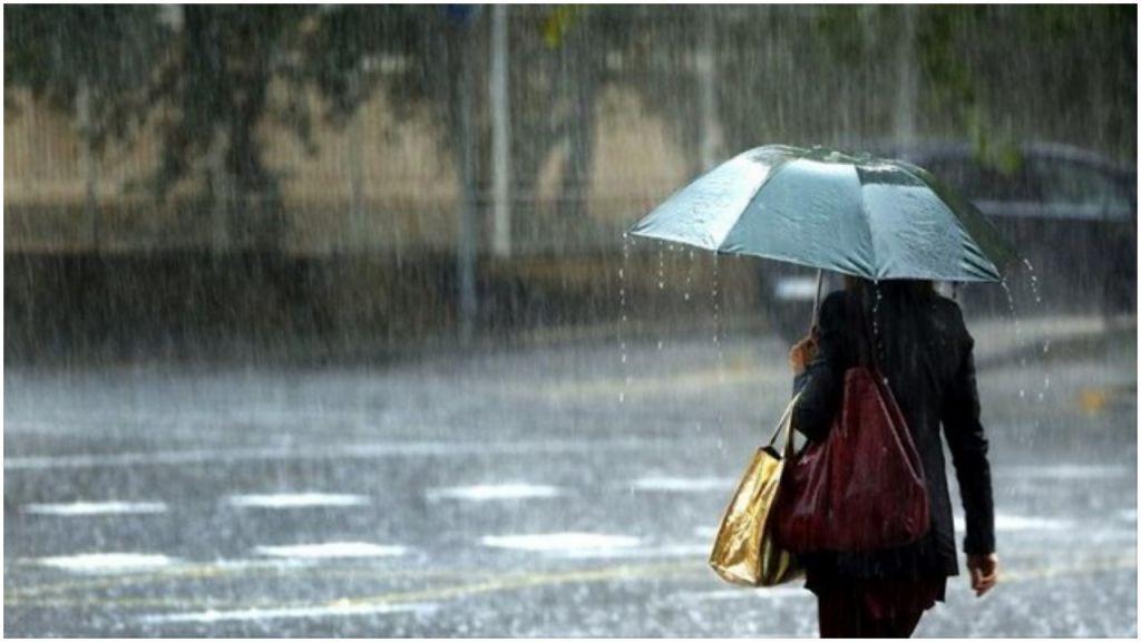 Απότομη αλλαγή του καιρού με ισχυρές βροχές και καταιγίδες